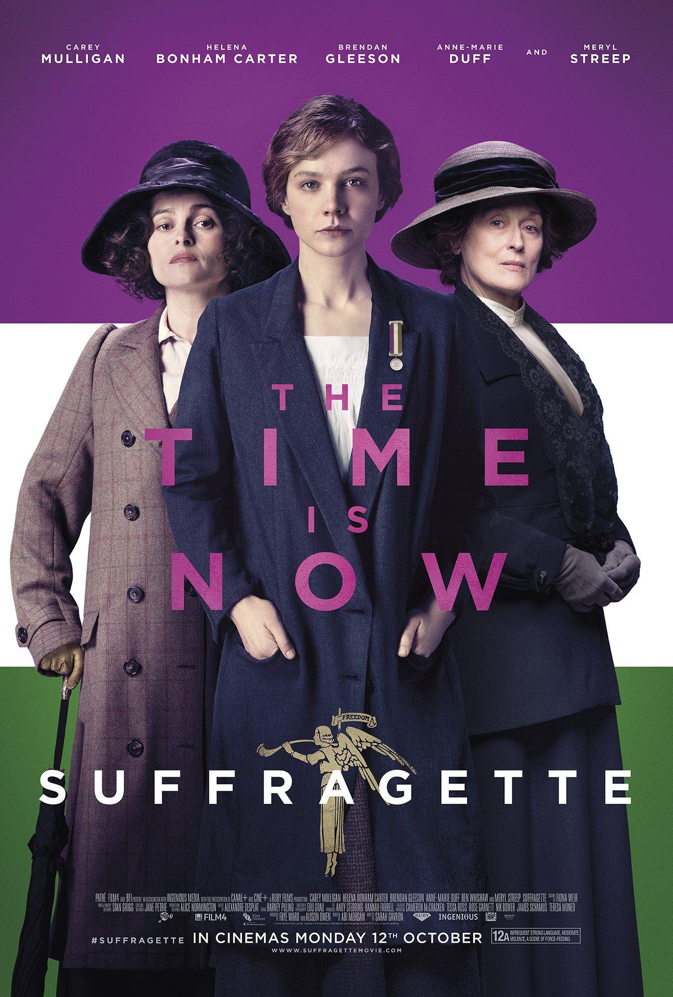 Suffragette, Röda kvarn Edsbyn
