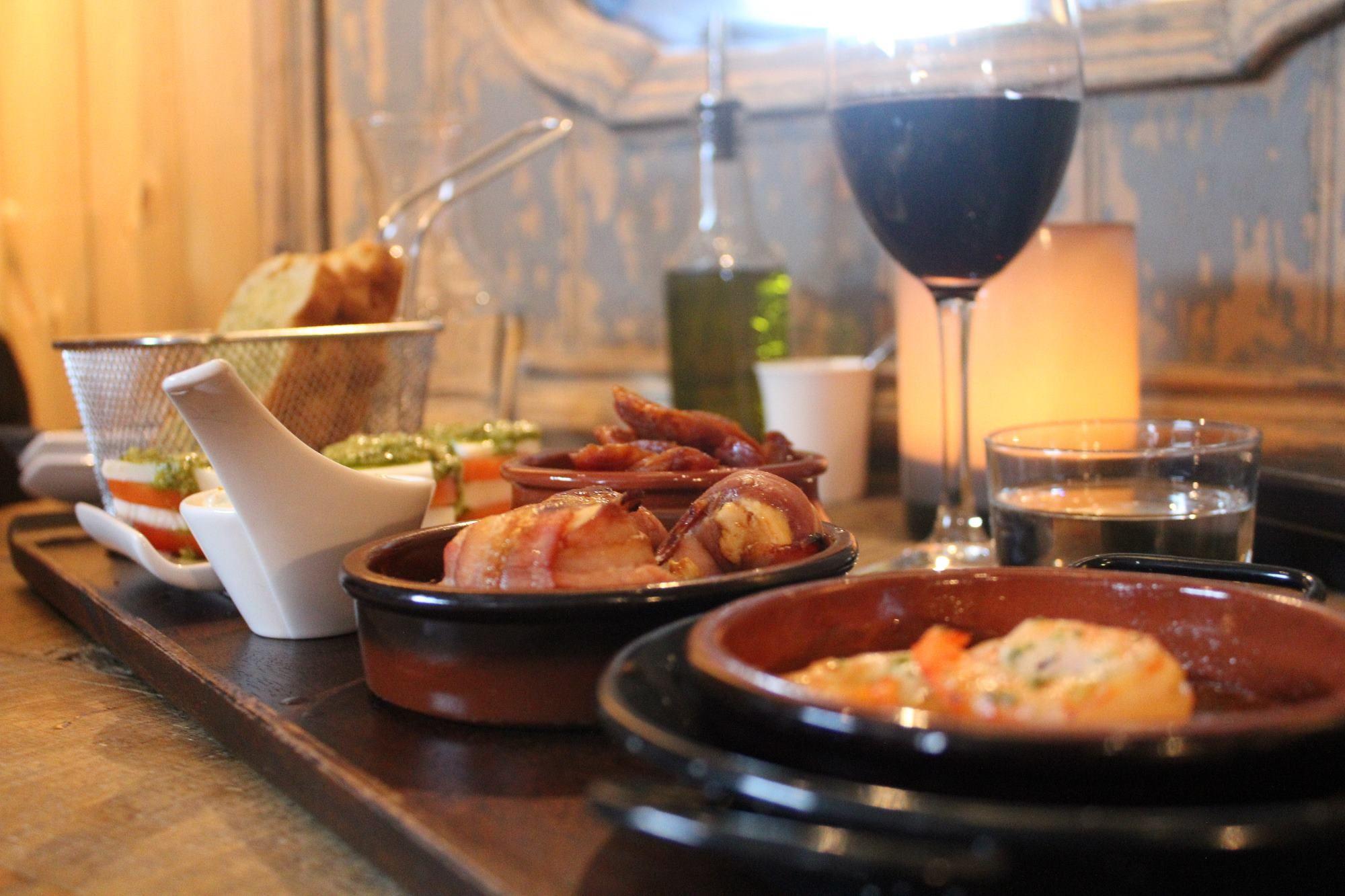 Tapas restaurant in Hafjell