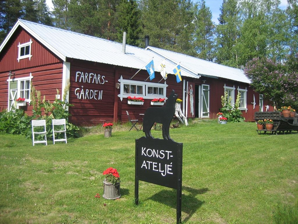 Art of Lapland - Lotta Holmgren