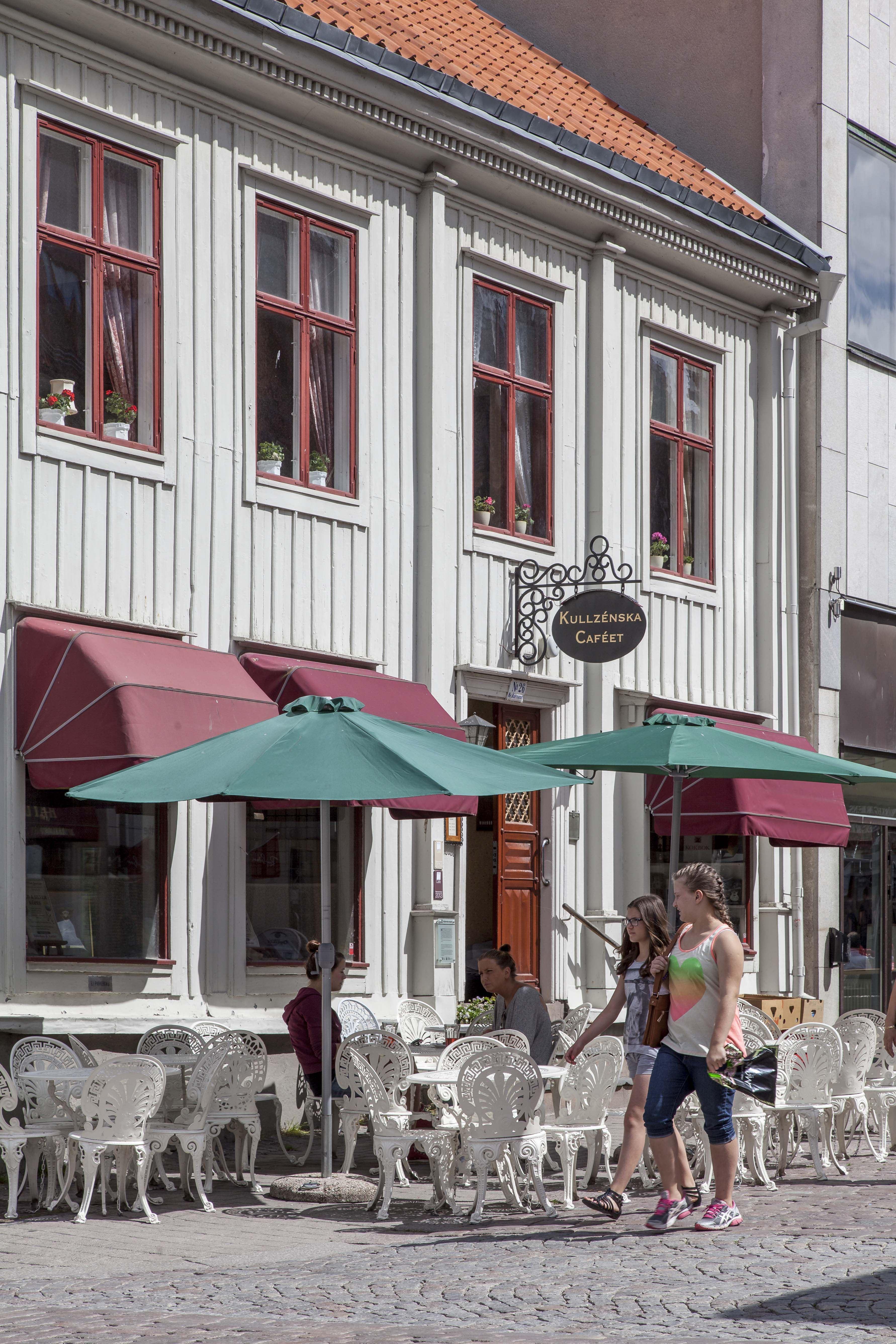 Marcus Funke, café Kalmar