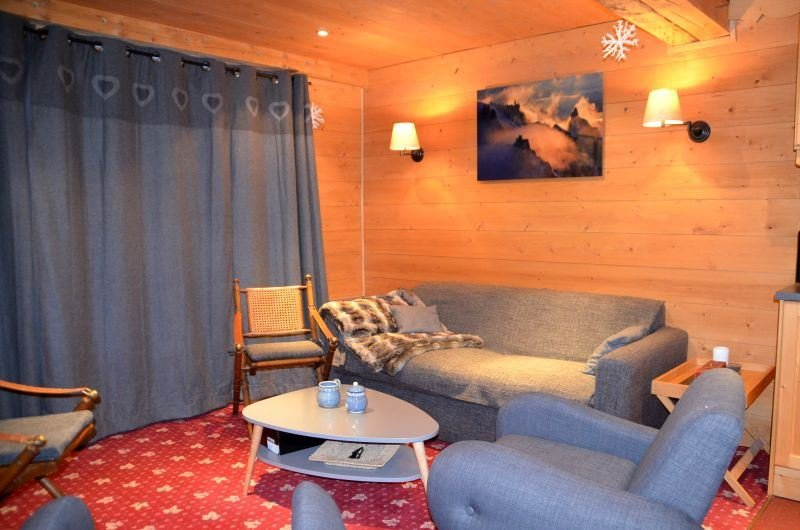2 Room + cabin 4 pers ski-in ski-out / TEN PEAK 4