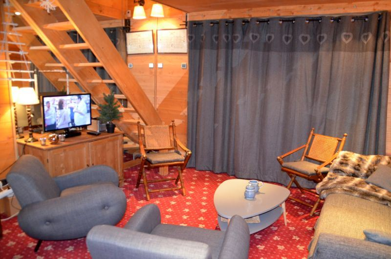 2 Room + cabin 4 pers ski-in ski-out / TEN PEAK 4