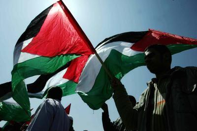 Palestinskt vardagsliv i de ockuperade områdena.