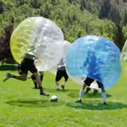 Bubblefotboll