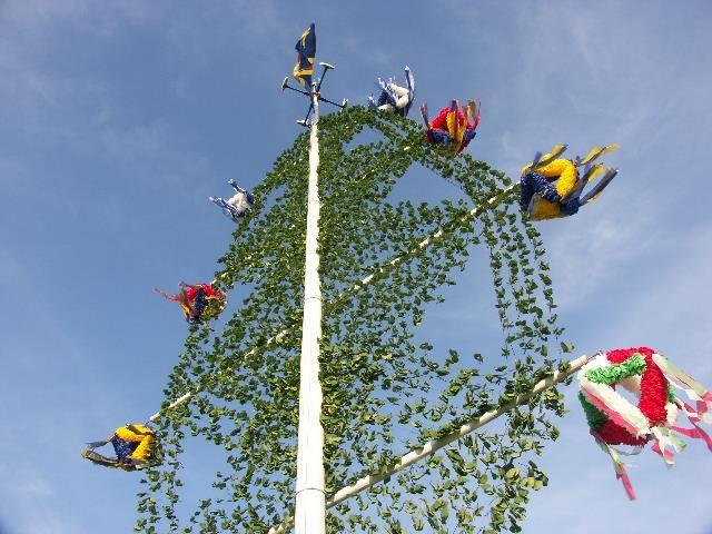 Traditional midsummer pole celebrations at Högholm in Föglö