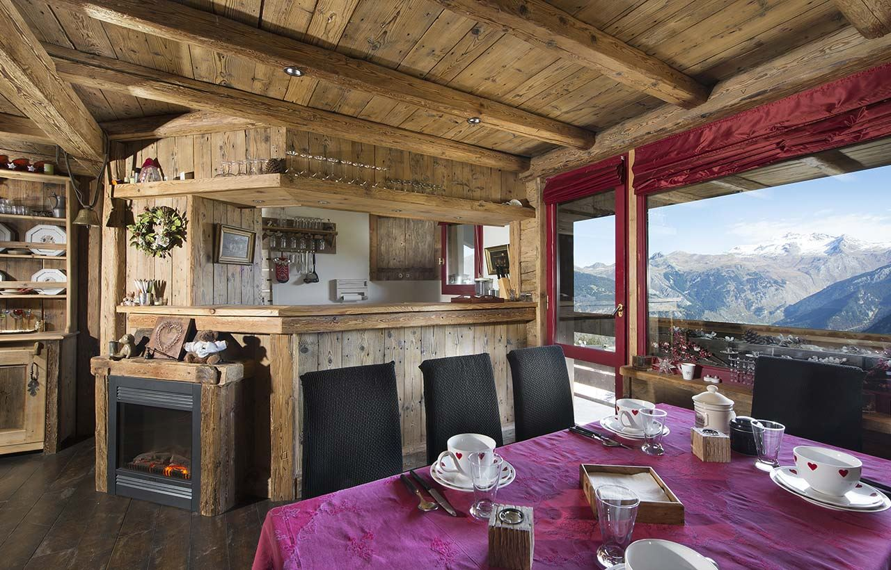 LES 3 VALLEES : Appartement 23