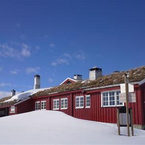 Sylmassivet (norska sidan) - DNT Storerikvolen