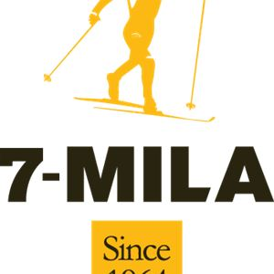 7-mila cross country skii race