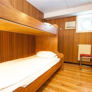 M/S Birger Jarl Hostel & Hotel