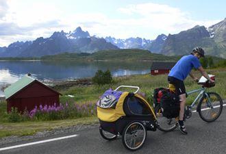 Ragnhild Gundersen,  © Visit Vesterålen, Bike rental - Discover vesterålen by bike