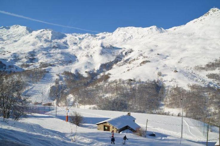 2 Pièces cabine 4 Pers skis aux pieds / BALCON D'OLYMPIE 13