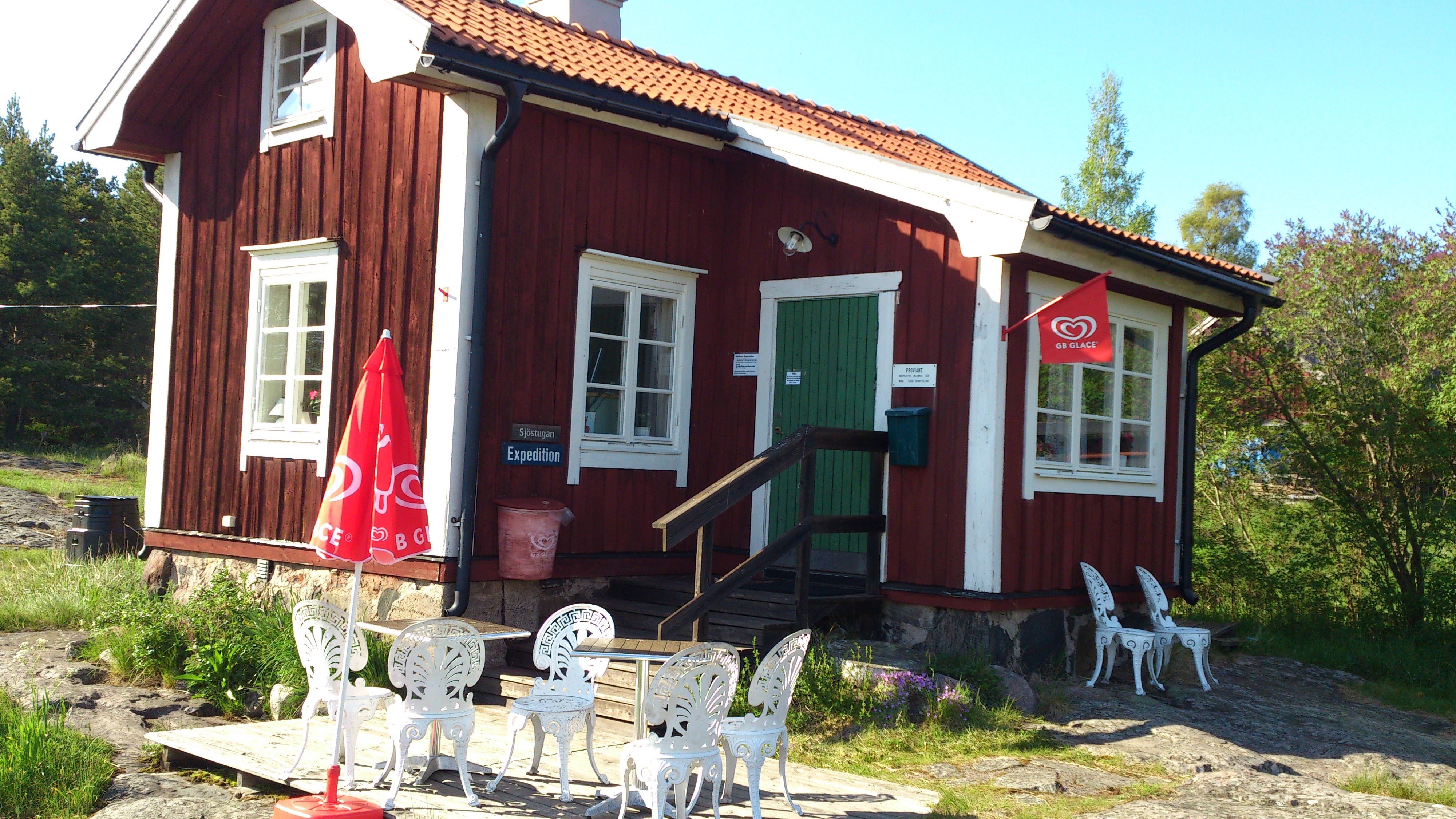 Rävstens stugby - Öregrund och Gräsö skärgård