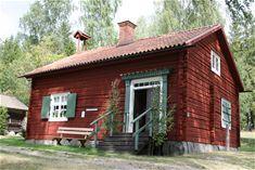 Nationaldagsfirande på Husby Hembygdsgård