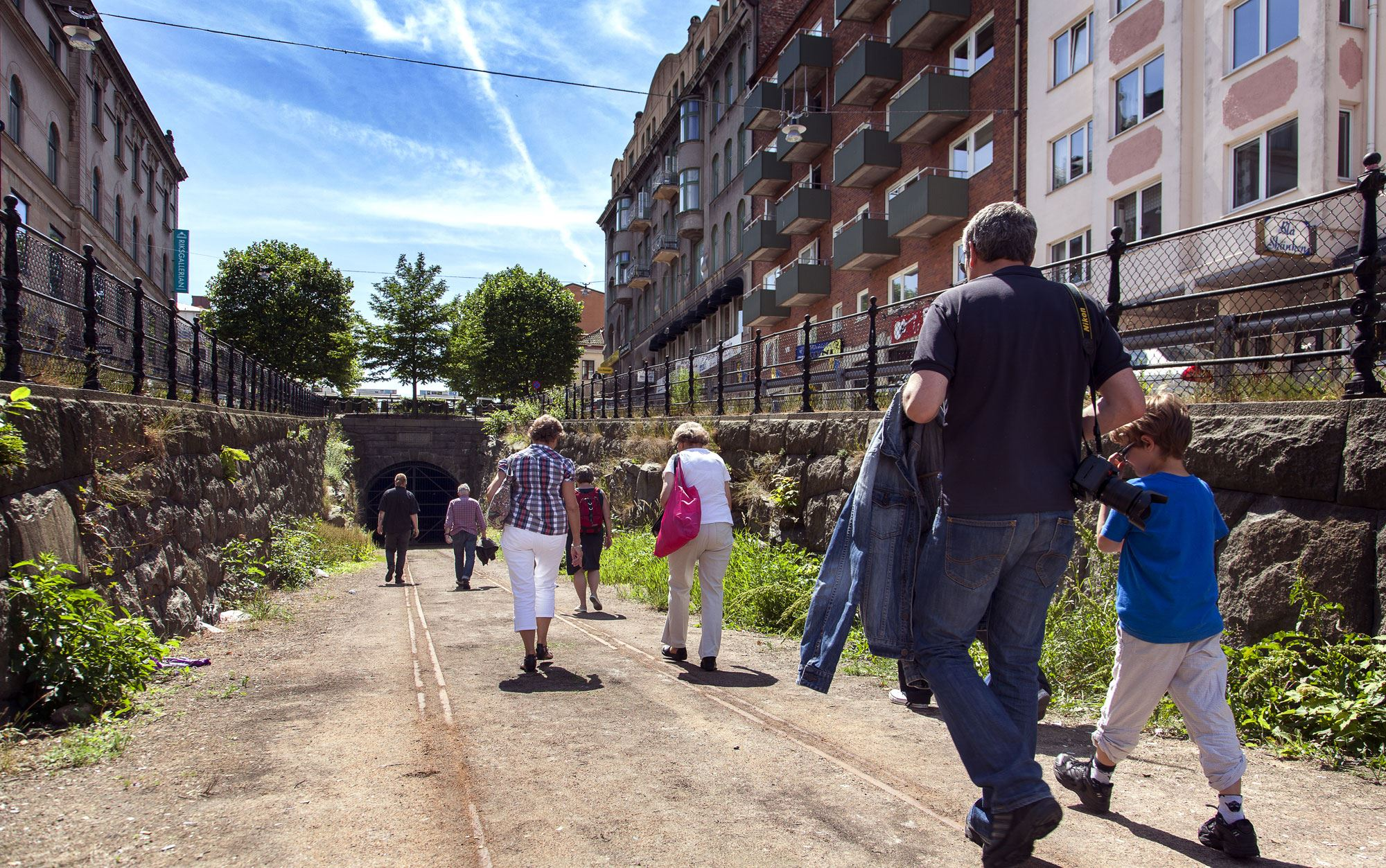 Om ryssen kom - En stadsvandring om Kalla Kriget