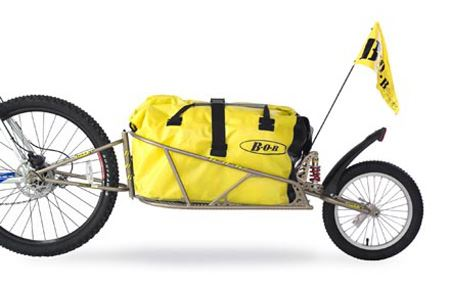 Bike cargo trailer - BOB Ibex