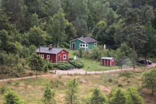 Alestugan & Bokestugan 45 m2