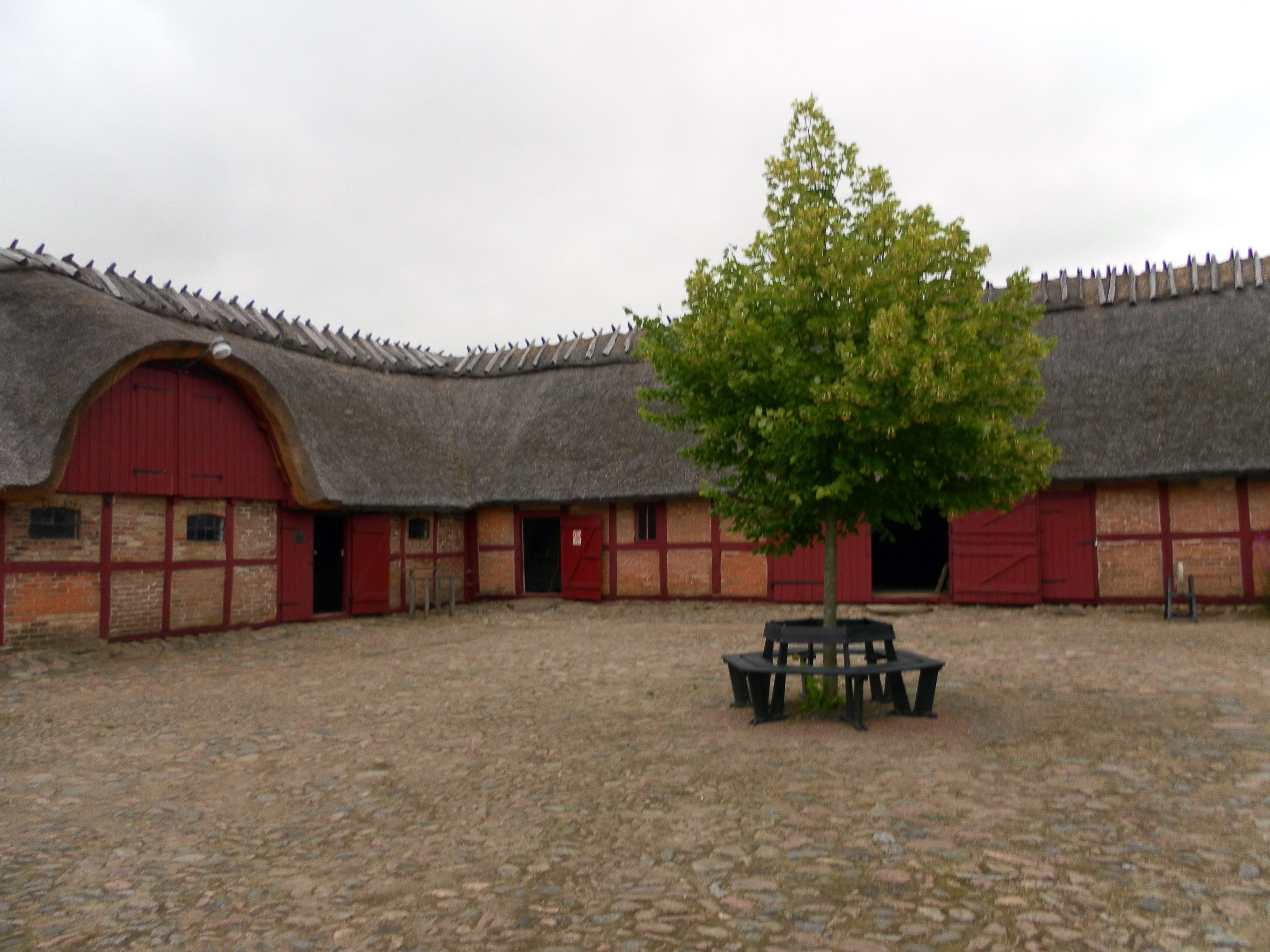 Asmundtorp's local heritage museum