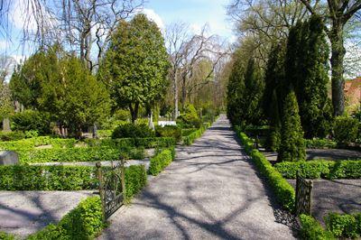 Lundabor på Östra Kyrkogården