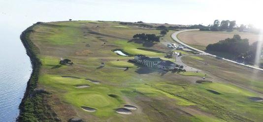 Trelleborgs Golfklubb, ställplats och parkering för husbil/husvagn