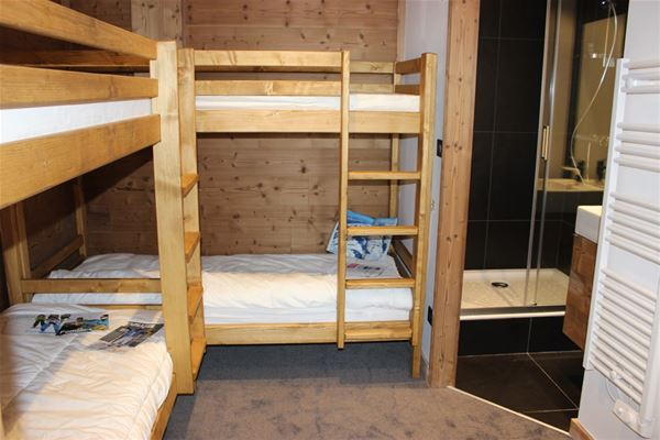LAC DU LOU 309 / 3 rooms 6 people