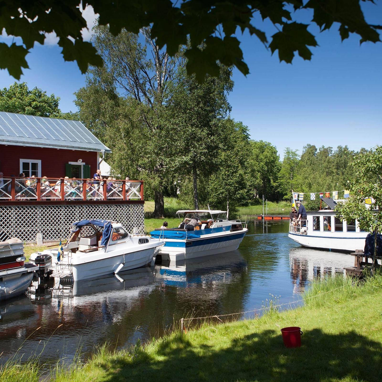 Lars Dahlström,  © Husbyringen, Besökdscentrum Husbyringen i Stjärnsund