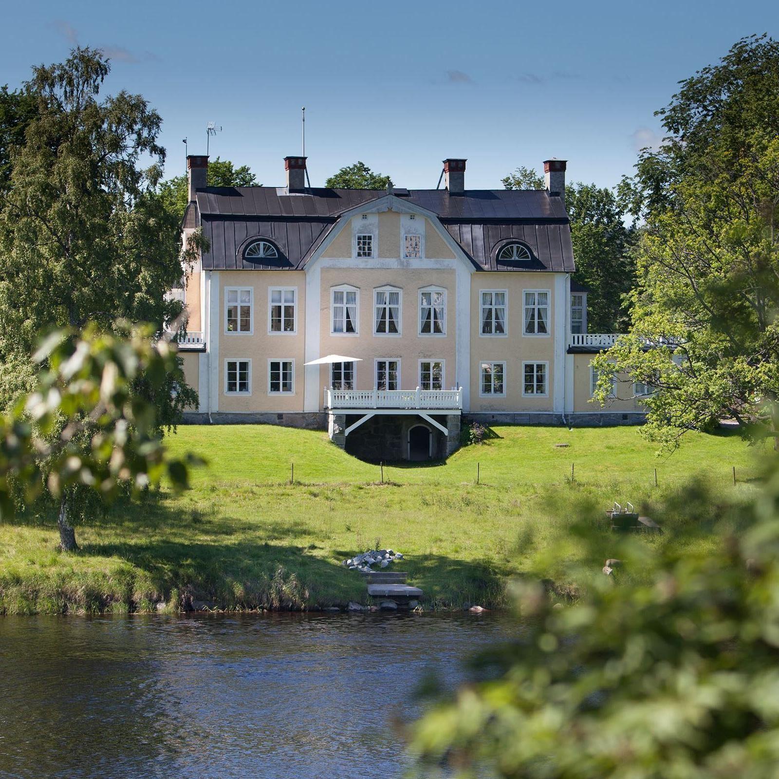 Lars Dahlström,  © Husbyringen, Husby Kungsgård