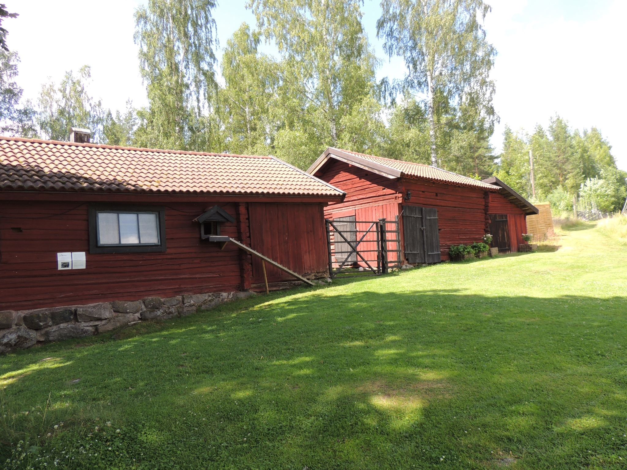 Morhagen Fäbodhotell