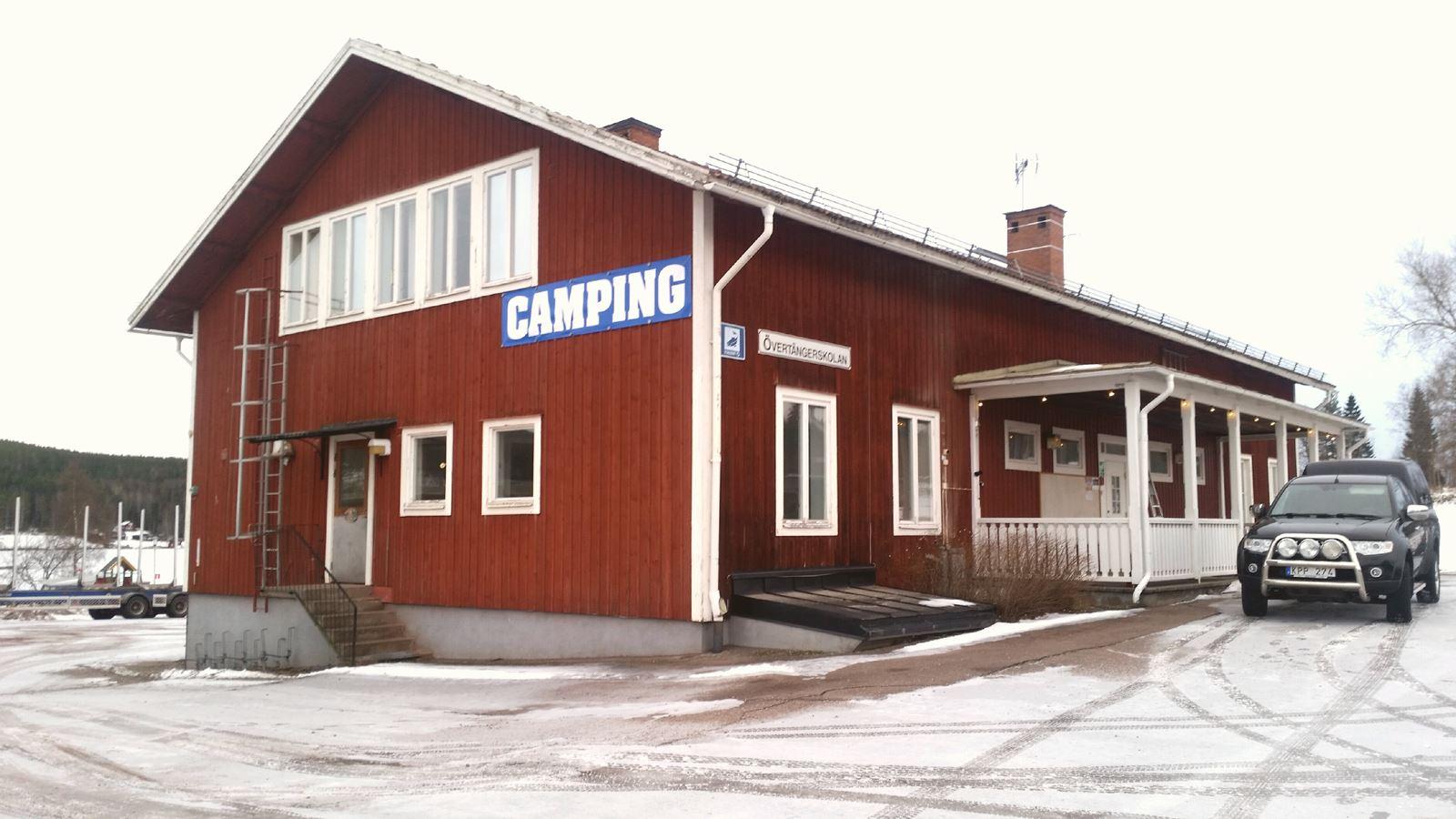 Tängerdalens Camping