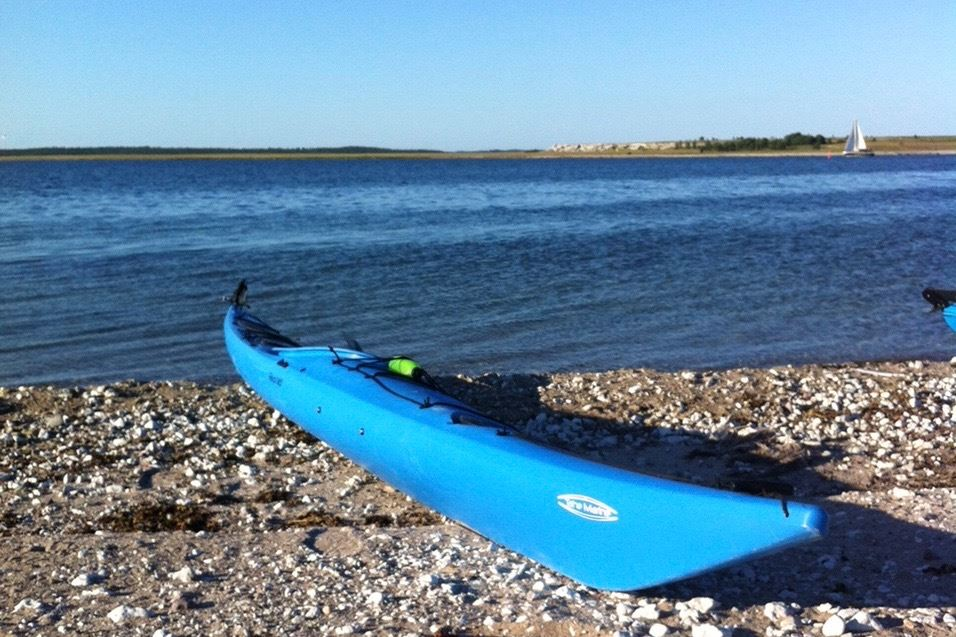 Gotland Sports Academy / Kajak