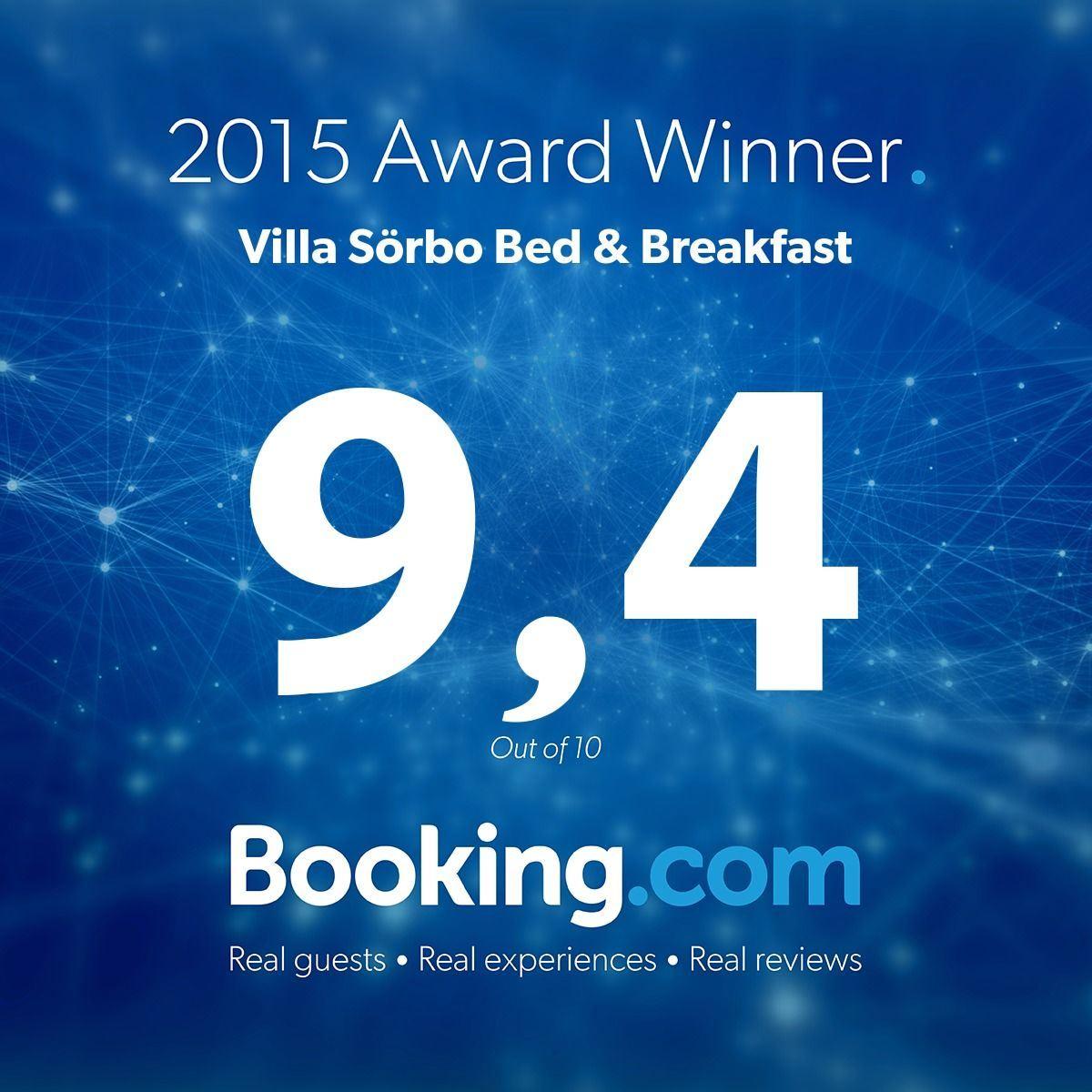 Villa Sörbo Bed and breakfast
