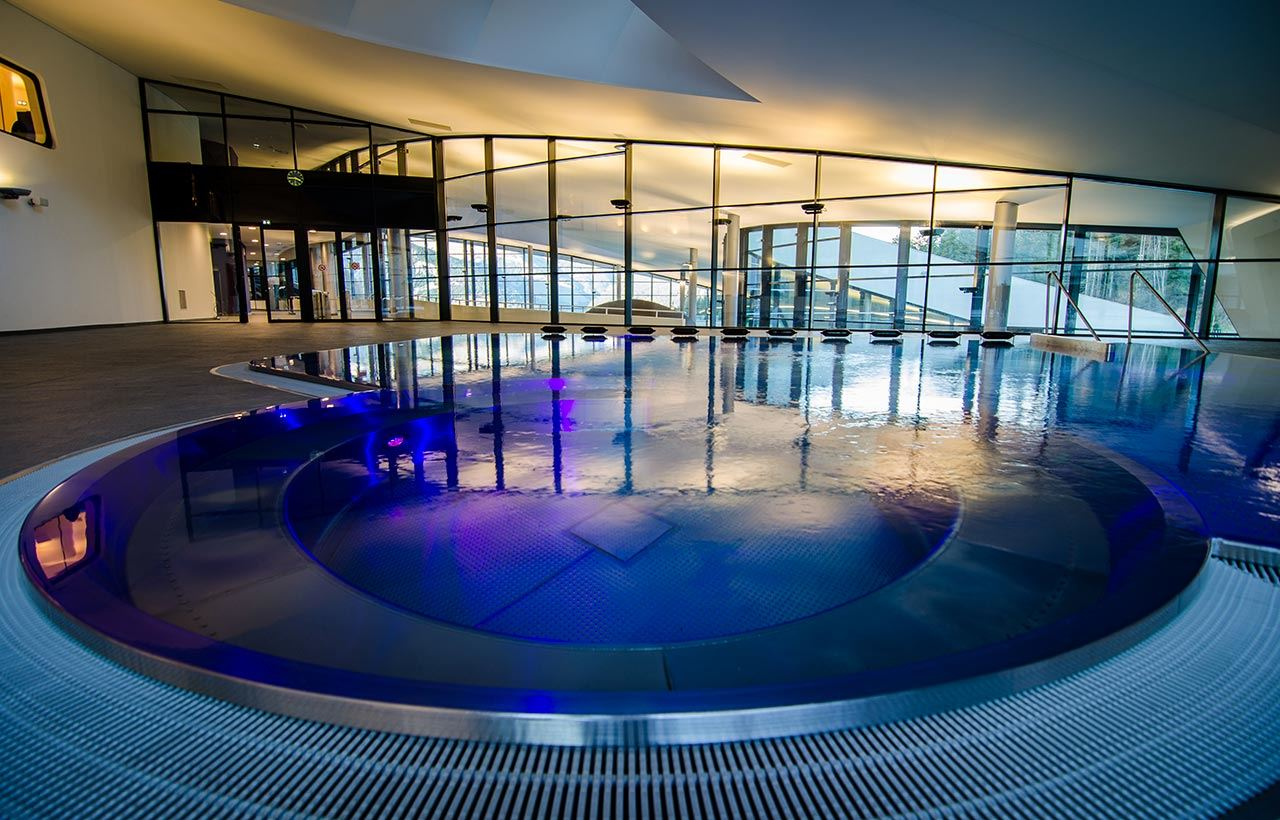 CENTRE AQUAMOTION: PASS 7 JOURS ILLIMITE Aqualudique+Aquawellness