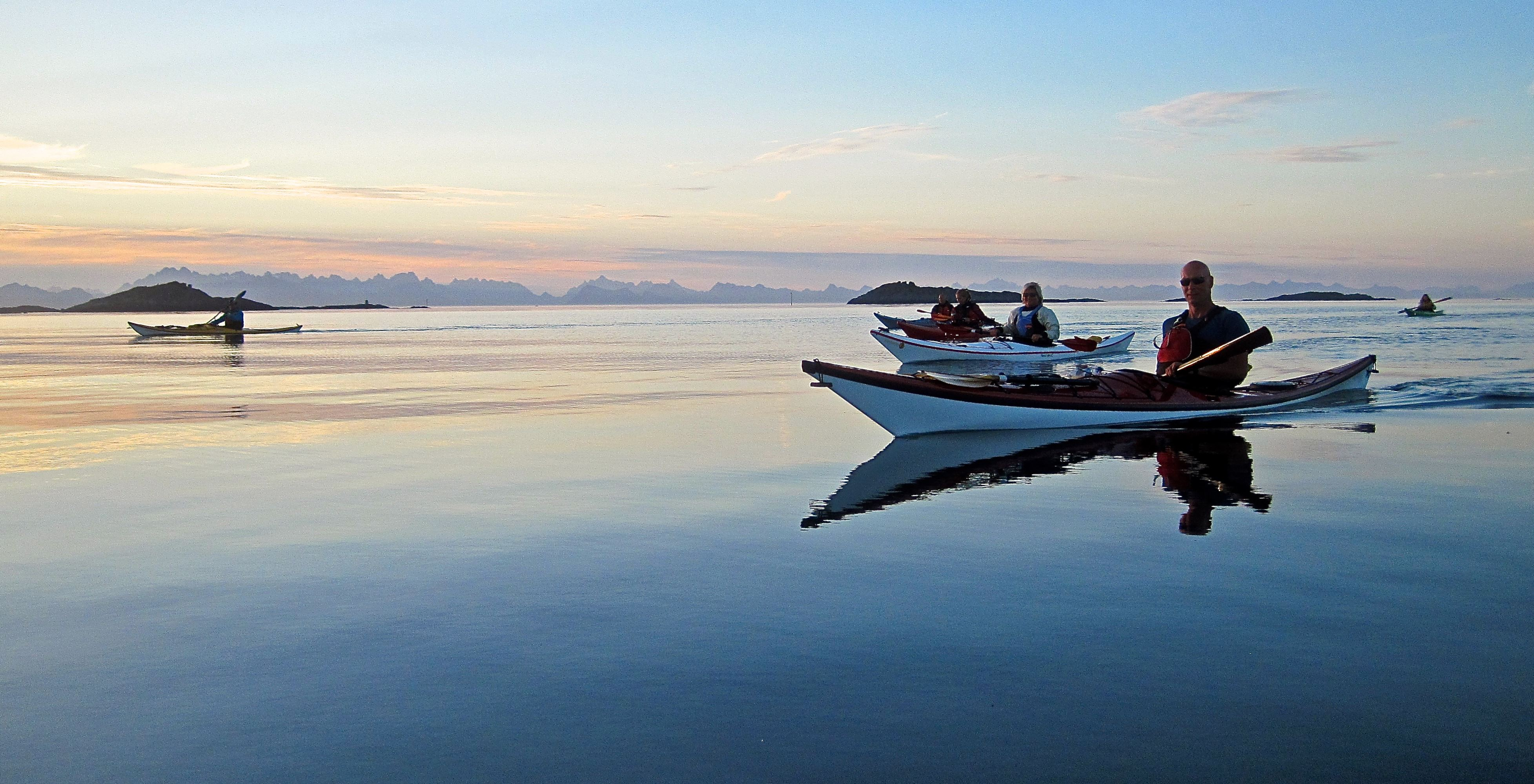 Sea Kayak – Balanced joy