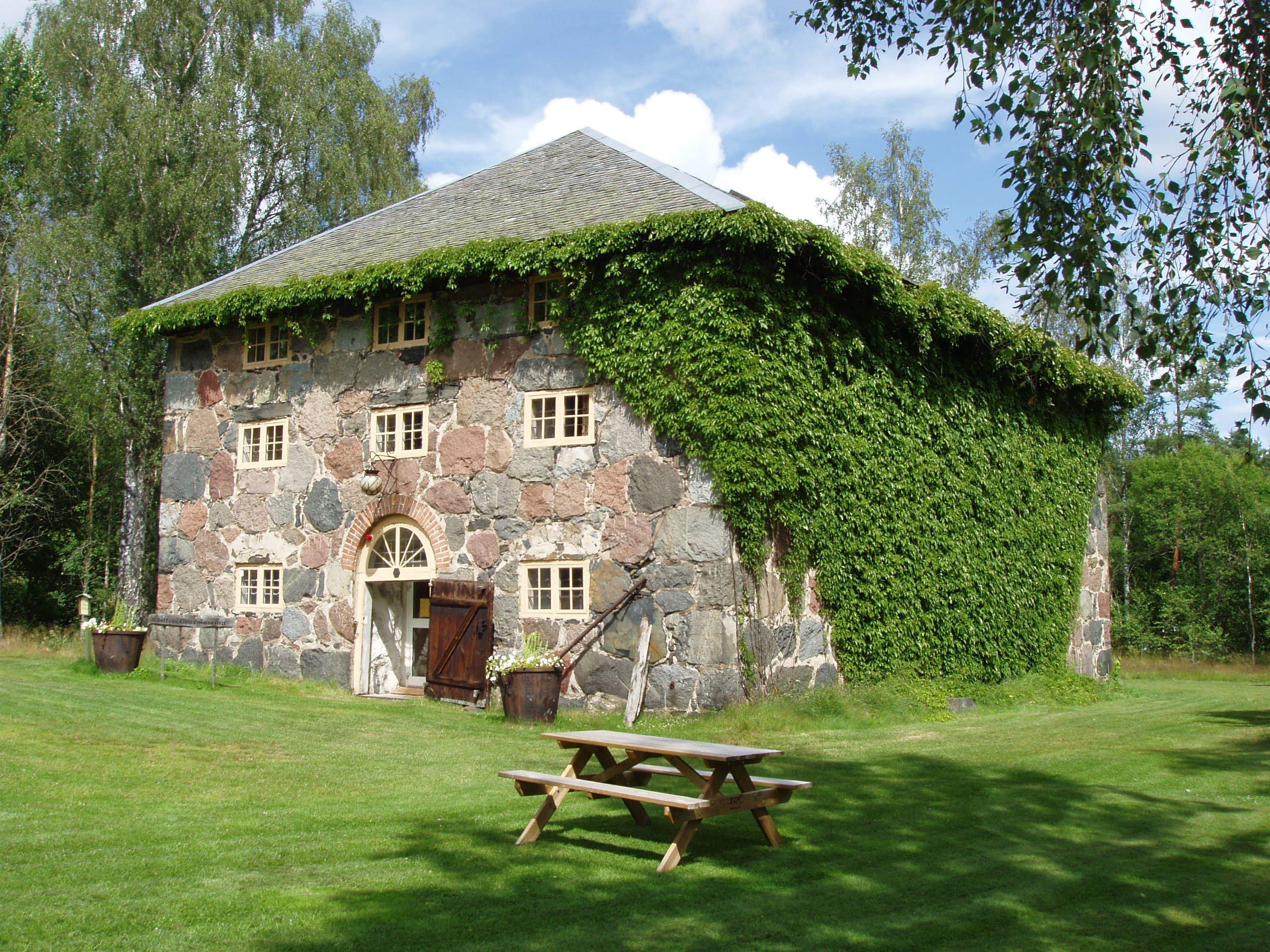 © Vetlanda turistcenter,  Ädelfors gruv- och mineralmuseum