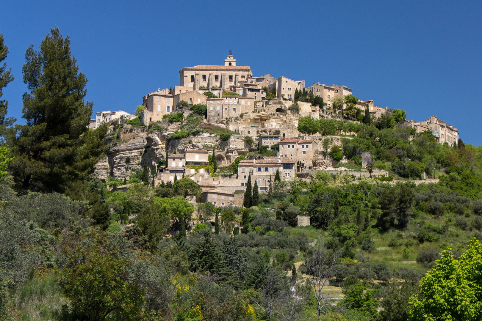 All Provence in a day, Baux de Provence, Saint Remy, Gordes, Roussillon et Lourmarin