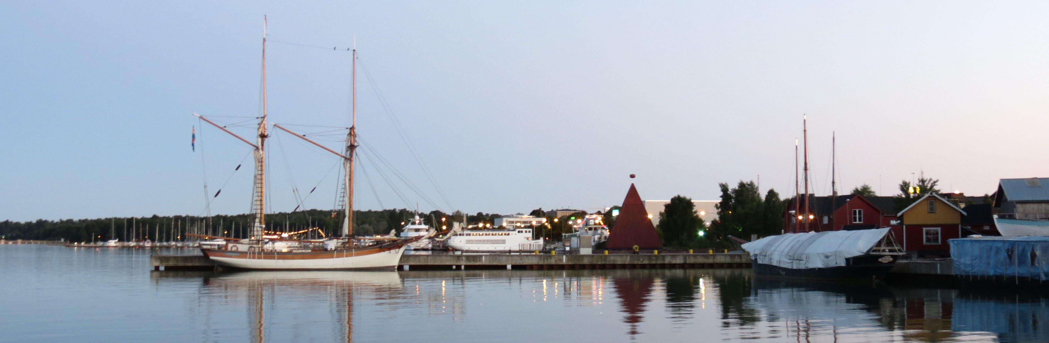 The Maritime Quarter of Mariehamn