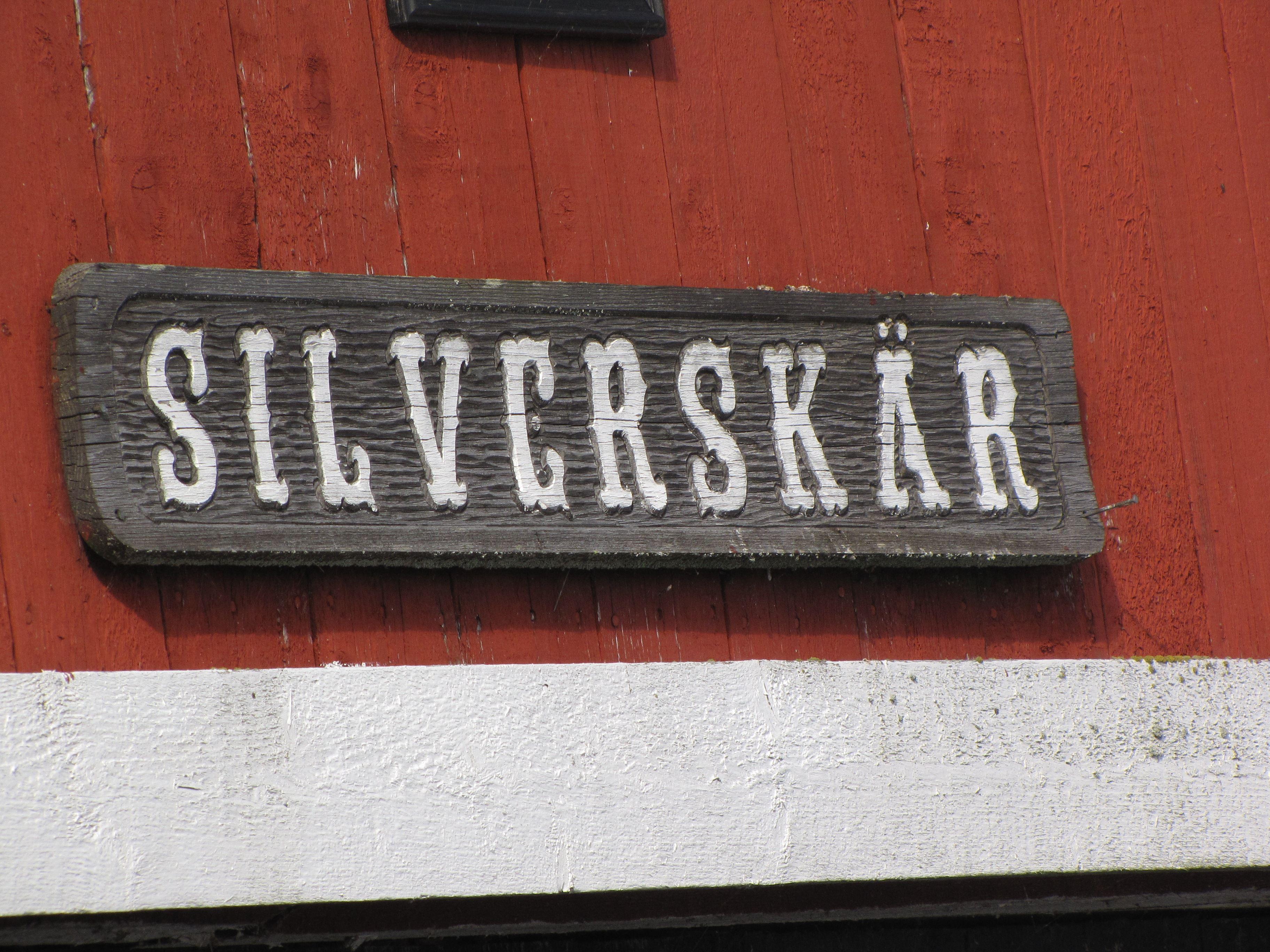 Silverskär