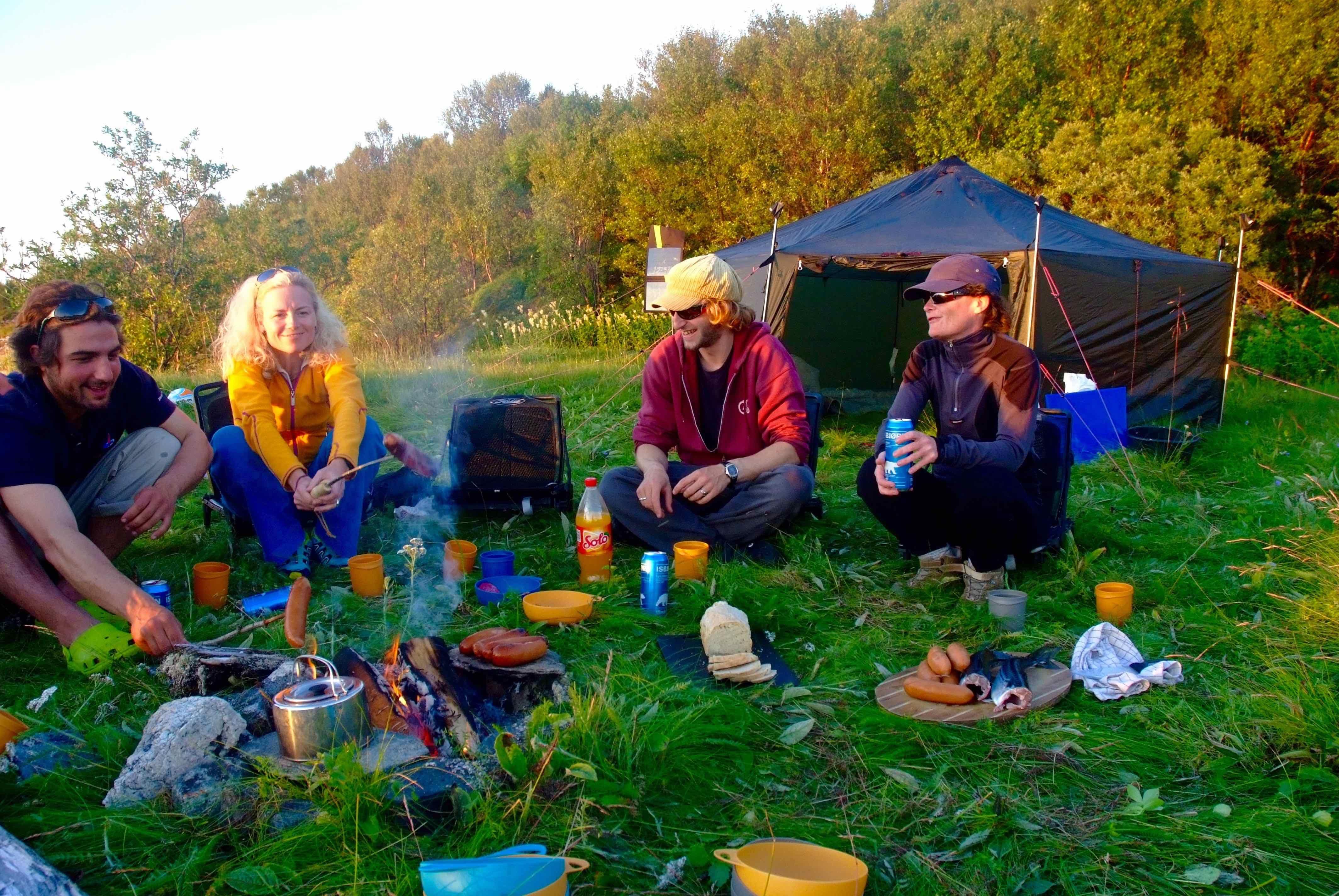 Olivier Pitras,  © 69 Nord Sommarøy outdoor Center, Seks-dagers tur med Seilkajakk og vandring utenfor allfarvei – 69 Nord Sommarøy Outdoor Center