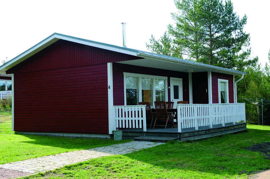 Klingbergs stugor, cottage type 1-2