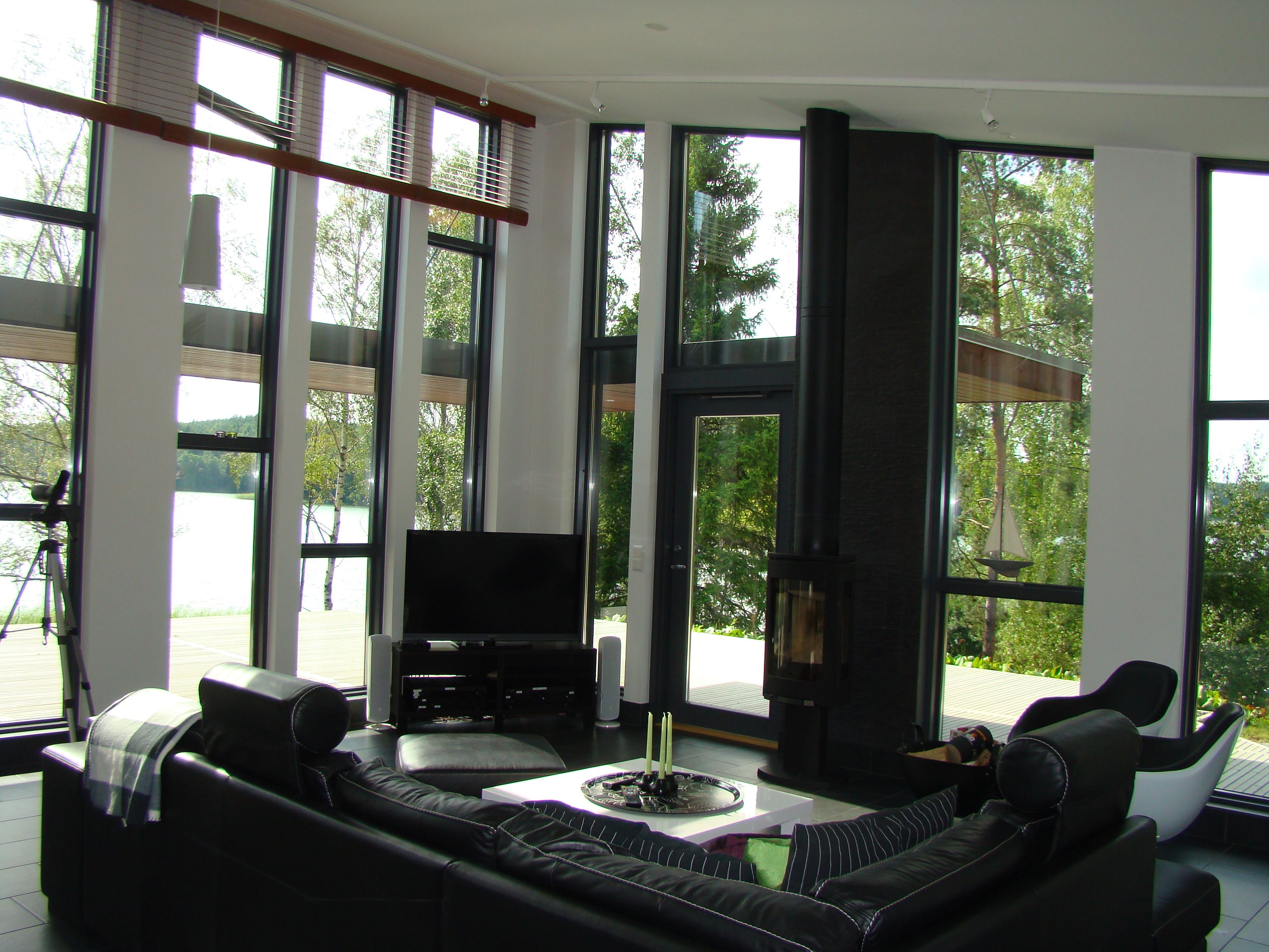 Klingbergs stugor, Villa Marina