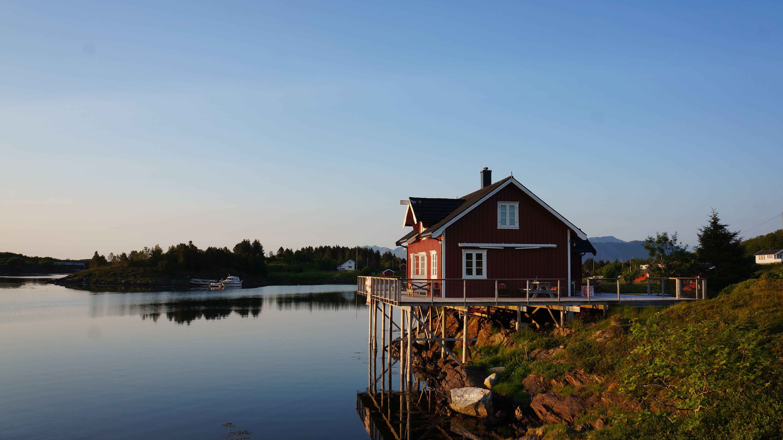 Hilde Elisabeth Nilsen,  © Båtstøskjæret sjøhus, Båtstøskjæret Seahouse