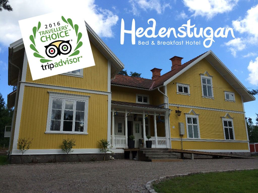Hedenstugan Bed & Breakfast Hotel
