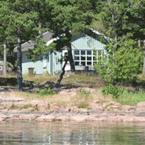 Marbyfjärdens stugby, Loftet & Lyckan
