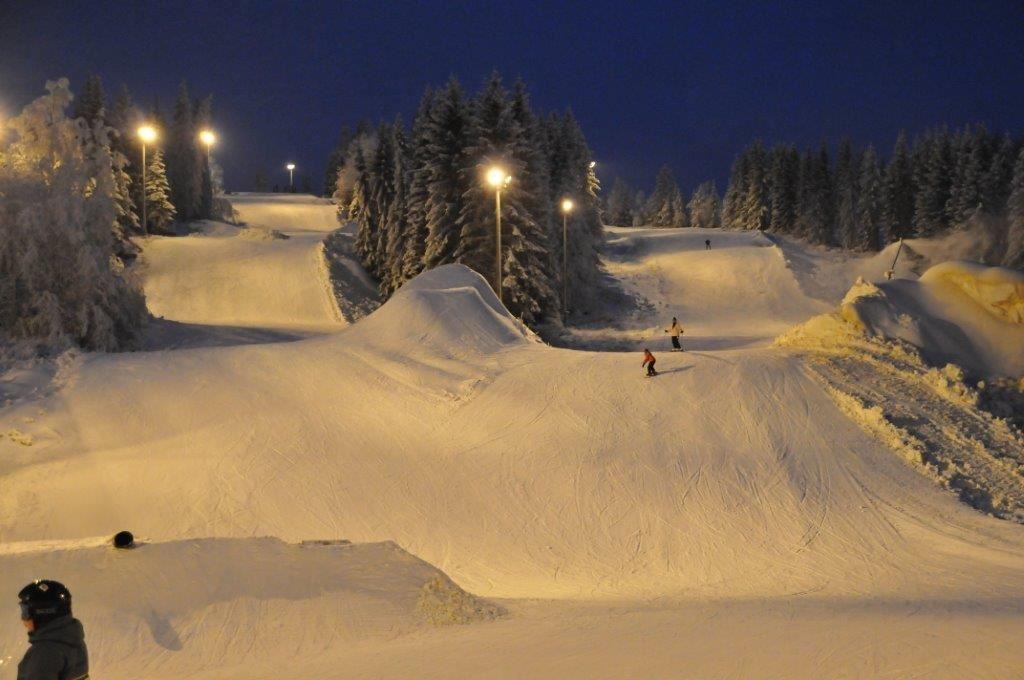 Purnu Ski Centre