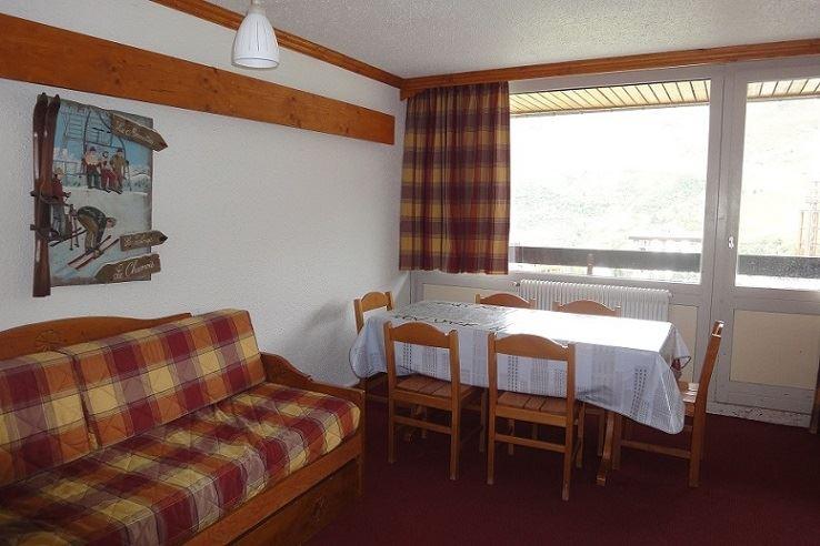 2 Room 6 Pers ski-in ski-out / ARAVIS 715
