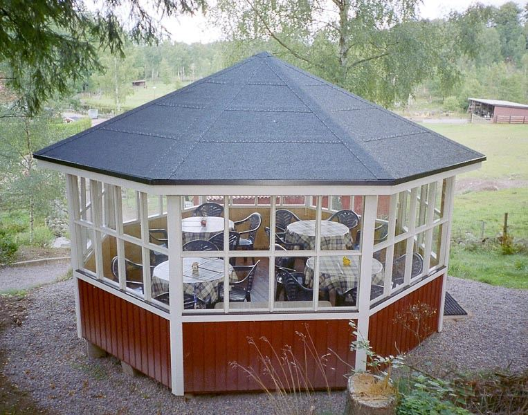 Lusthuset (the Gazebo)