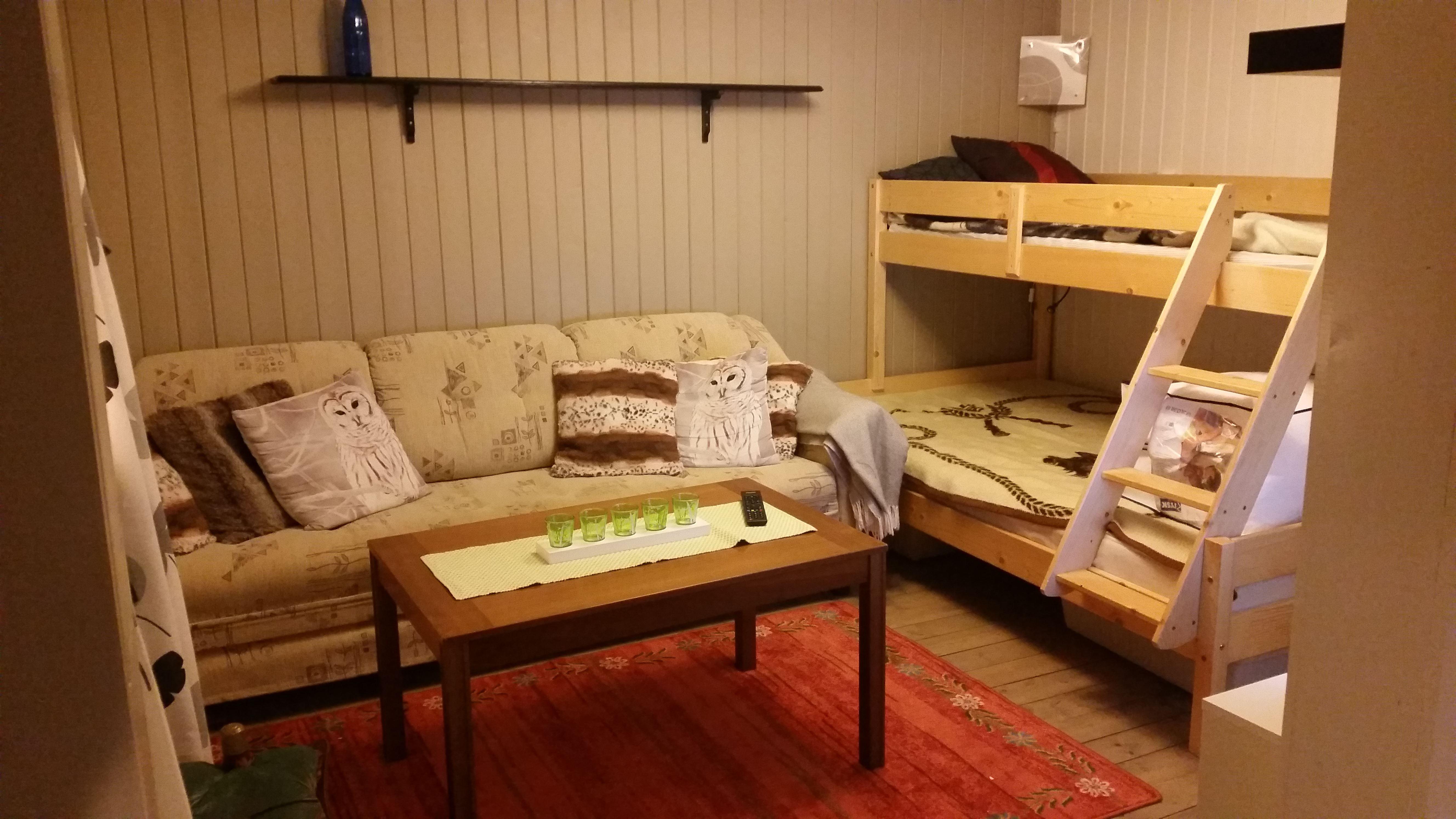 Lägenhet på Granberg, Bollnäs