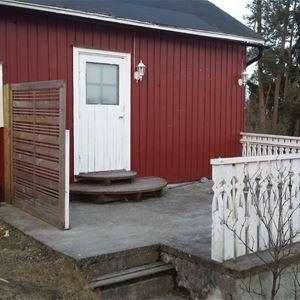 Gårdshus i Fagervik