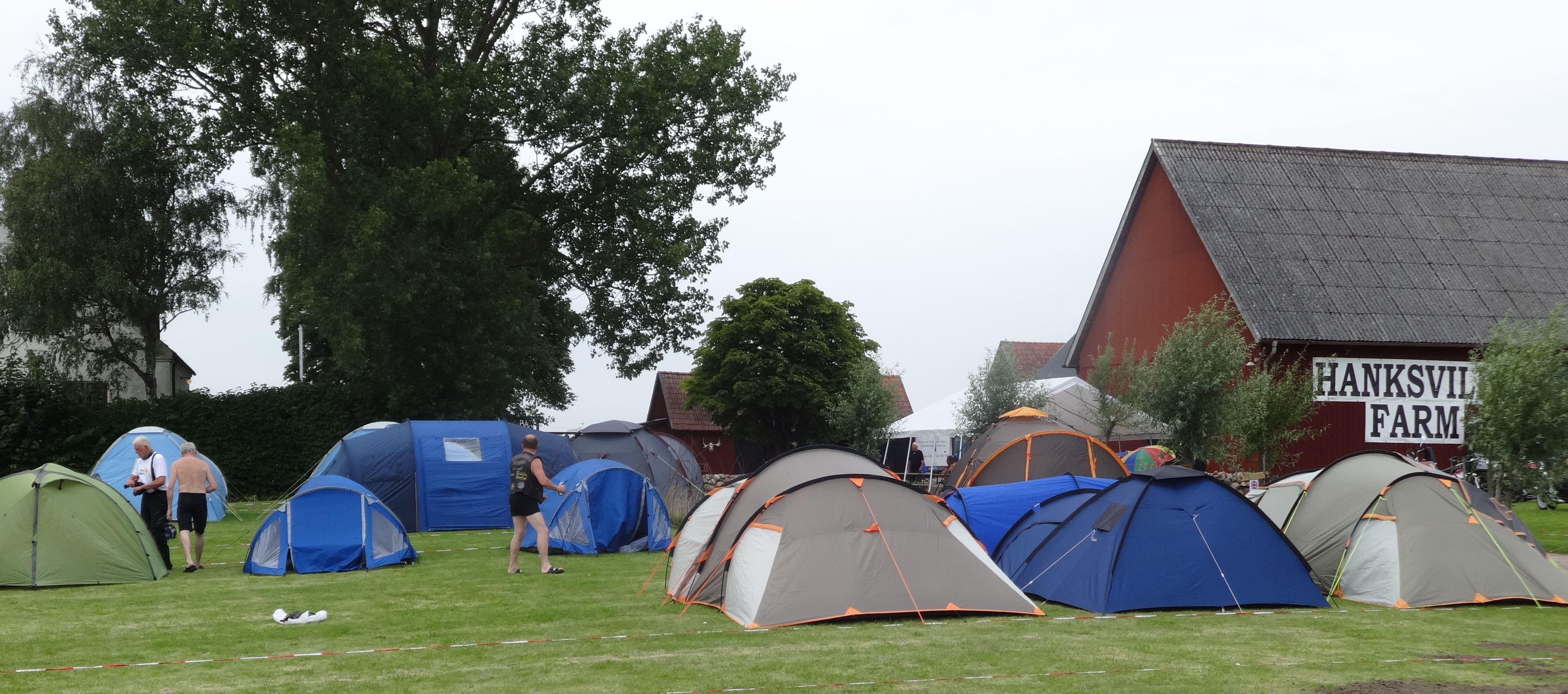 Hanksville Farm Camping