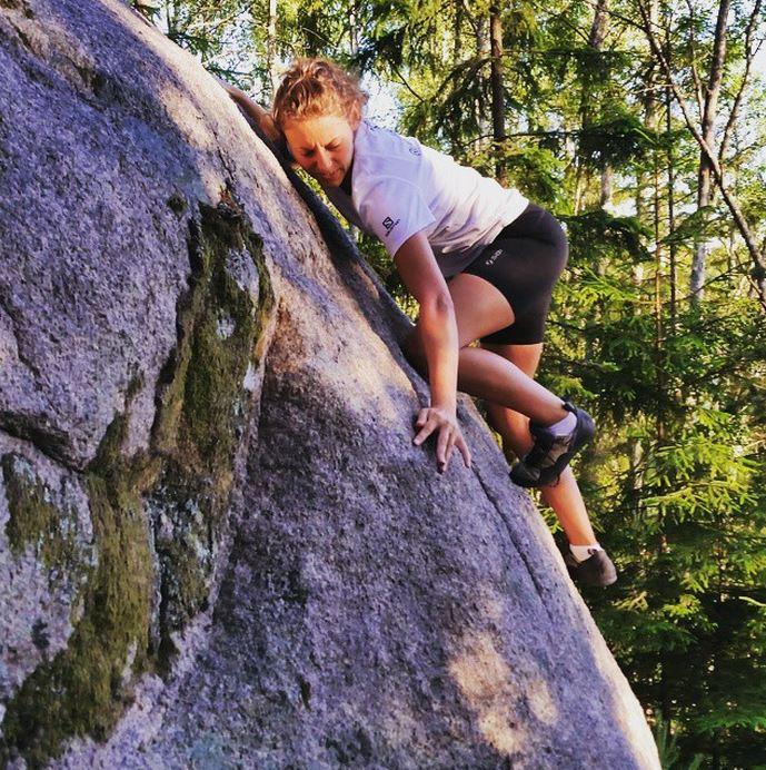 Centrumnära klättring