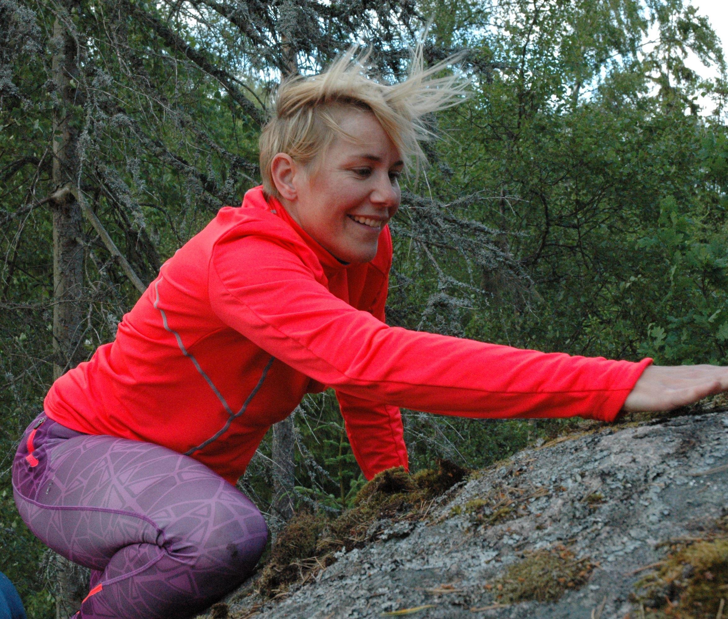 Climbing: Sundet
